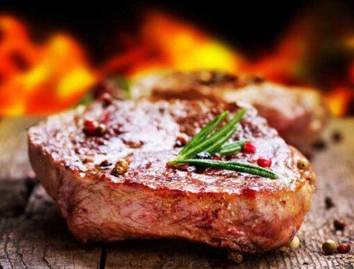 Wild rundvlees uit de natuur. (H)eerlijk voor op de BBQ! Online te bestellen op zorgnatuur.nl