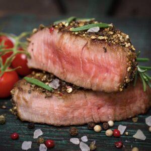 Hollandse biefstuk, Biologische Black Angus biefstuk