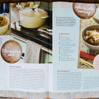 Mexicaanse-Chili een gerecht uit het Landleven magazine