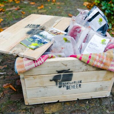 Het Landleven Natuurvlees pakket van Hooglander