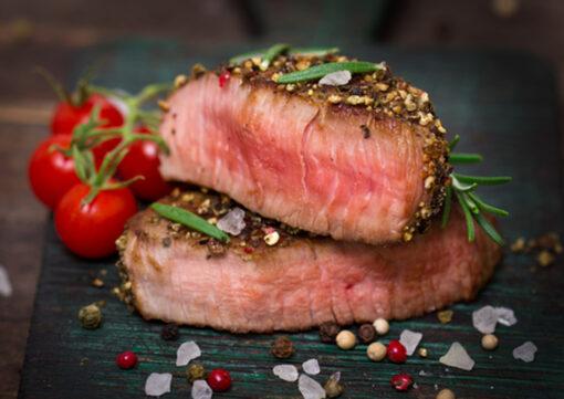 Hollandse of gewone biefstuk van Black Angus, Angus Beef
