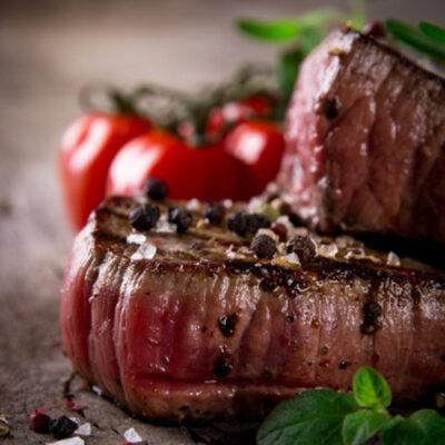 Kogelbiefstuk van Black Angus 1 kg prachtig malse biefstuk, Angus Beef