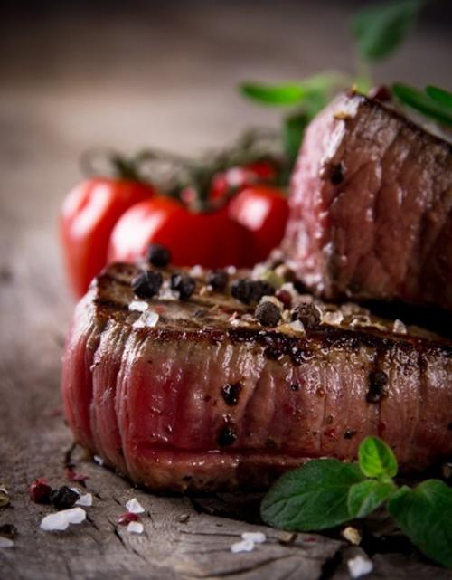 Kogelbiefstuk van biologische Black Angus 1 kg prachtig malse biefstuk, Angus Beef