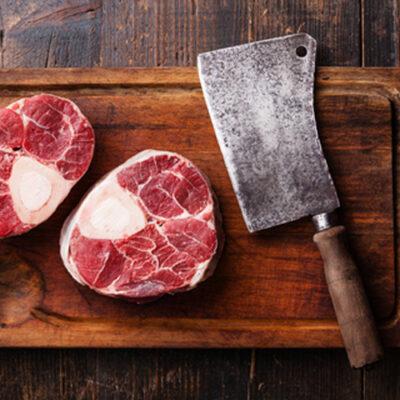 Van Kop tot Staart koken met Runderschenkel van Angus, bestel op biologischnatuurvlees.nl