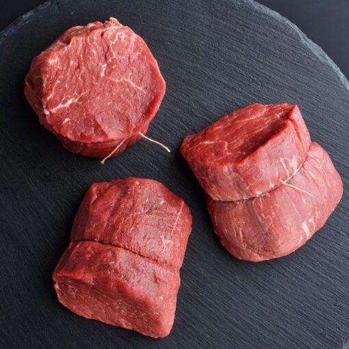 tournedos, biefstuk van de haas
