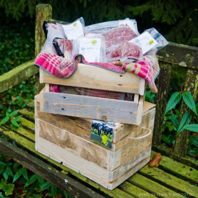Rundvleespakket 'Makkelijk & Snel op tafel' Gevarieerd 100% grasgevoerd pakket voor wanneer je weinig tijd hebt