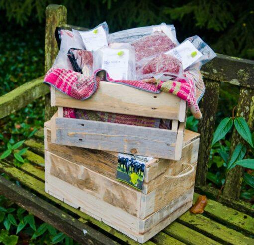 Vlees pakket 'Makkelijk & Snel op tafel' Gevarieerd 100% grasgevoerd pakket voor wanneer je weinig tijd hebt