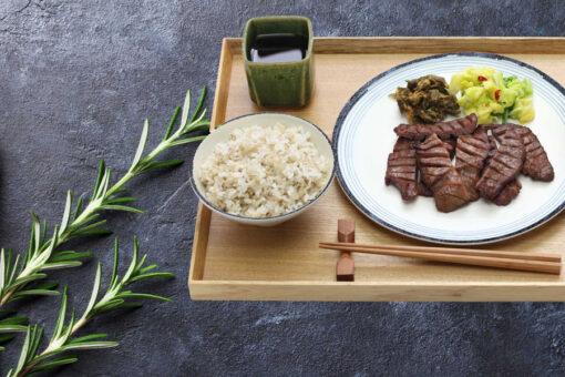 Rundertong van grasgevoerd natuurvlees