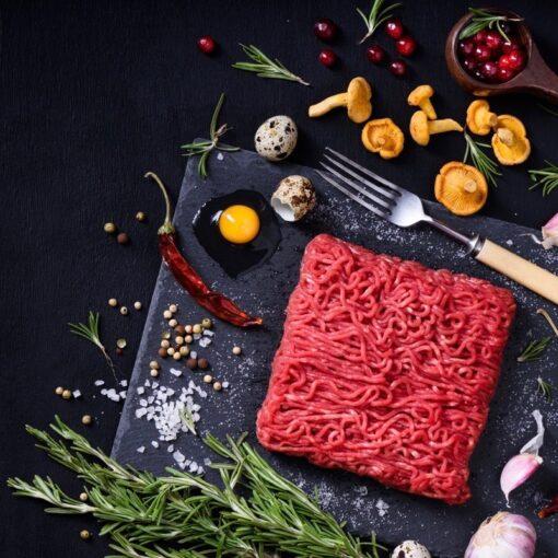 rundergehakt 250 gram online bestellen bij ZorgNatuur.nl