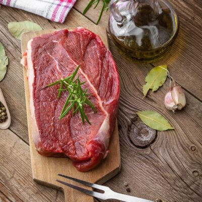 Sukadelappen van 100% grasgevoerd natuurvlees