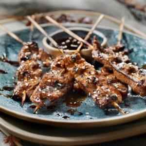 runderhart sate, het lekkerste recept