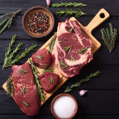 steak en Beef vleespakket voor grill helden en steaklovers
