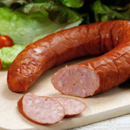 Rookworst, sappig en gezond zonder nitriet, 230 gram