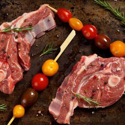 Lamsvleespakket van Heideschaap