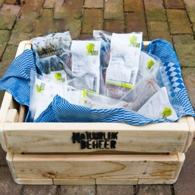 Van Stoof tot BBQ pakket van Schoonebeeker Heideschaap