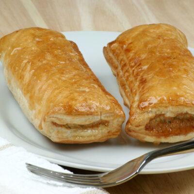 saucijzenbroodjes met grasgevoerd natuurvlees(zelf af te bakken)