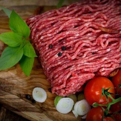 Rundergehakt van grasgevoerd natuurvlees