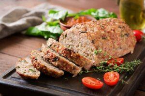 Wild gehaktbrood