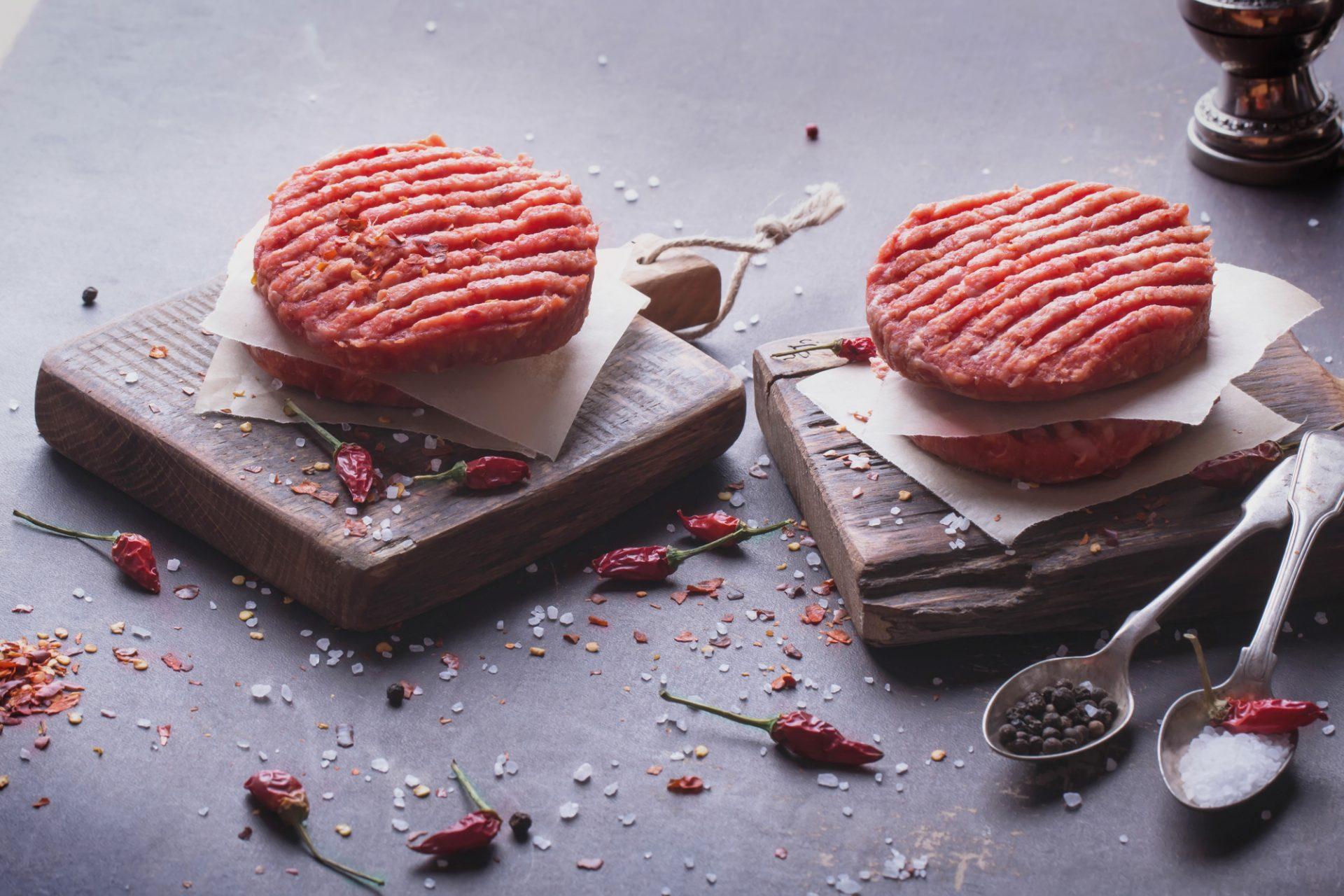 Wildburgers van Veluws hert