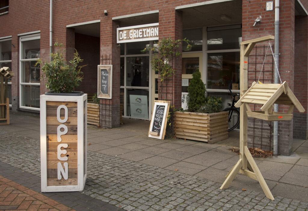 Afhaallocatie Concept Store de Grietman Zorg Natuur
