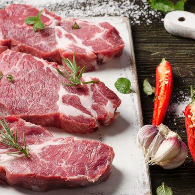 Varkensvleespakket, Pretpakket van biologisch scharrelvarken