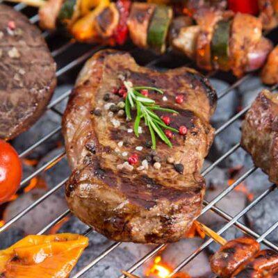 de-grillmaster-special-steaks van grasgevoerd rundvlees