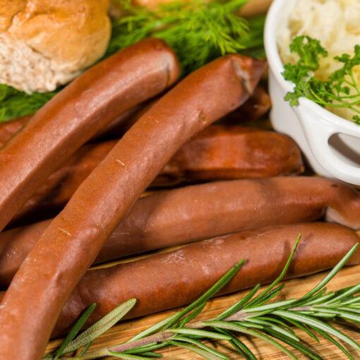 rundvlees knakworst