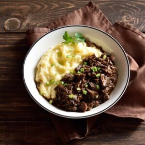 Exmoor pakket stoofschotel, tips voor mals vlees