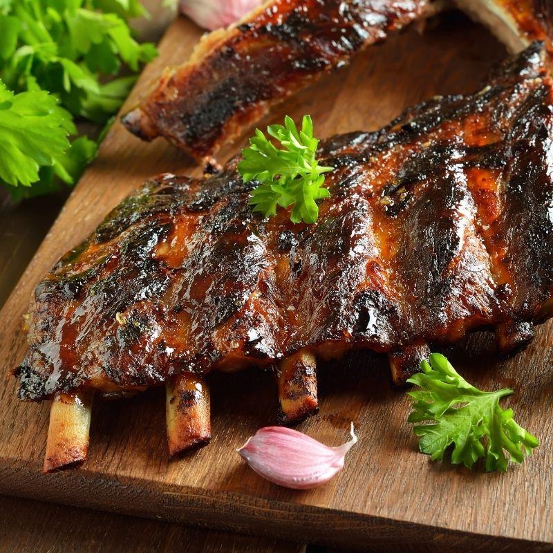 vleesribbetjes voor in de soep of op de bbq