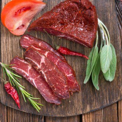 Exmoor rookvlees