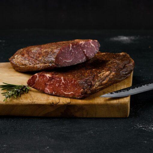 Exmoor rookvlees ambachtelijk gerookt