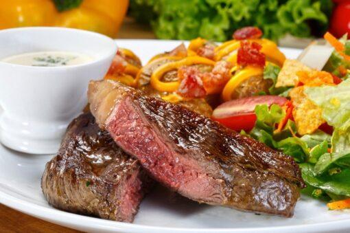 Picanha van 100% grasgevoerd rundvlees